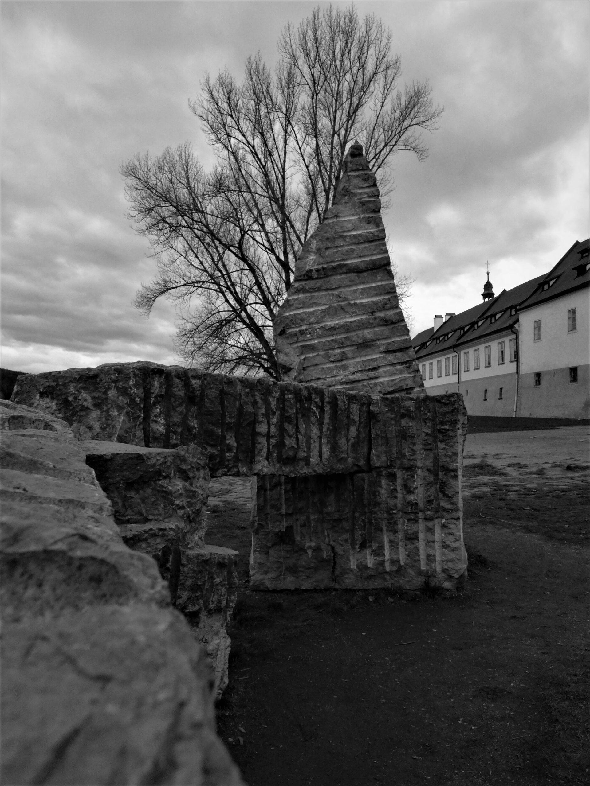 Kamenné zátiší   foto: Adam Cejnar - 15 let   2. místo kategorie 2 (13 - 18 let)