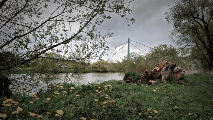 U řeky   foto: Veronika Fröhlichová