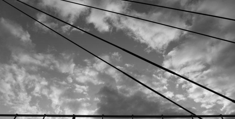 Mraky a linie | foto: Adam Cejnar