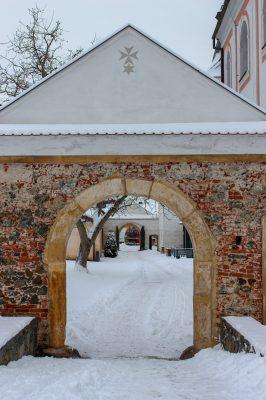 Zámecká brána | foto: Annelie Kubátová