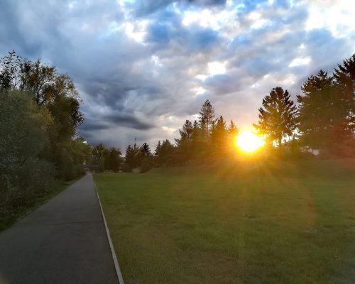 Dobřichovické slunce | foto: Helena Kučerová
