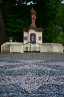 O.Cr., O.Crucig. (řád Křižovníků s červenou hvězdou) | foto: Miloslav Růžička