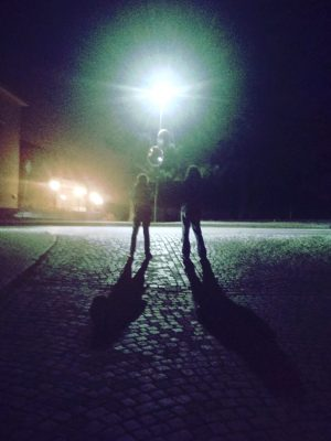 V noci do školy? | foto: Klára Musílková
